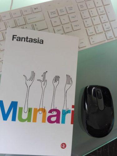 Copertina Fantasia - Bruno Munari