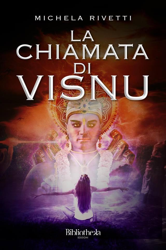 copertina La chiamata di Visnu