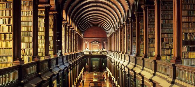 Trinity College di Dublino (fonte: www.blog.educationinireland.com)