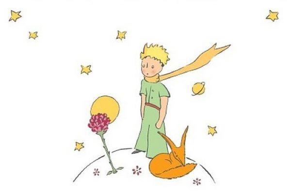 """Illustrazione tratta da """"Il piccolo Principe"""" (fonte: www.focusjunior.it)"""