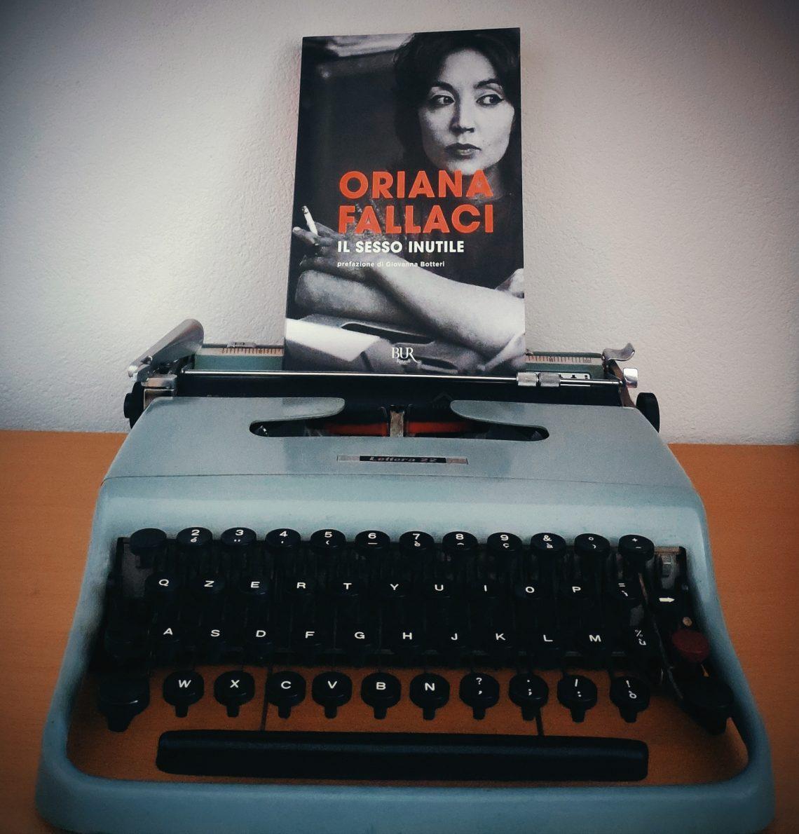 Il sesso inutile_Oriana_Fallaci