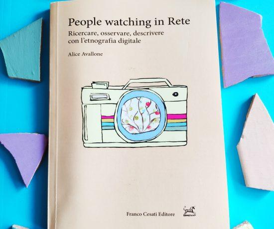 People watching in rete